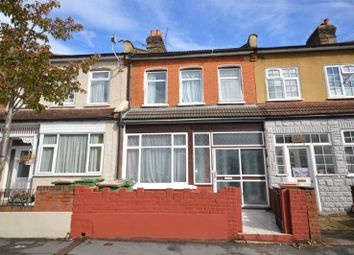 Thumbnail 3 bed terraced house to rent in Dersingham Avenue, Manor Park, London
