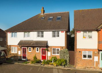 Thumbnail 5 bed semi-detached house for sale in Ashdown Field, Chartham