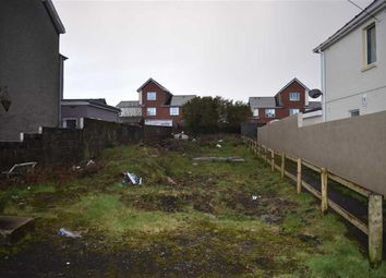 Thumbnail Land for sale in Brynelli, Dafen, Llanelli