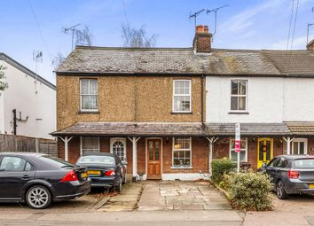 Thumbnail 2 bed terraced house for sale in Sanders Place, Camp Road, St.Albans