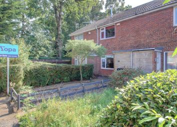 Thumbnail 2 bed town house for sale in Swinford Court, Glen Parva, Leicester