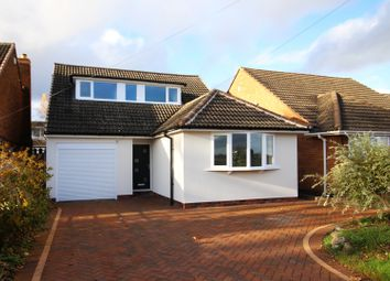 Thumbnail 4 bed detached house for sale in Hospital Road, Burntwood, Staffordshire