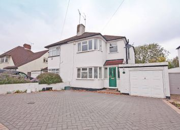 Thumbnail 3 bed semi-detached house for sale in Church Avenue, Pinner