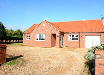 Thumbnail 3 bed bungalow for sale in Terrington St. Clement, King's Lynn, Norfolk