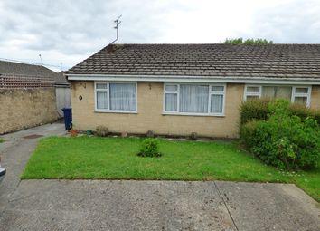 Thumbnail Semi-detached bungalow for sale in Arun Close, Gillingham