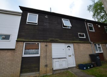 Thumbnail 2 bed terraced house for sale in Great Holme Court, Northampton