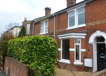 Thumbnail 3 bed terraced house to rent in Twyford Road, Eastleigh