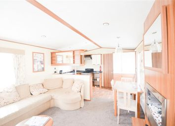 Thumbnail 2 bedroom mobile/park home for sale in Reach Road, St Margarets-At-Cliffe, Dover, Kent