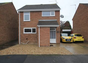 Thumbnail 3 bedroom detached house to rent in Pippins Road, Bredon, Tewkesbury