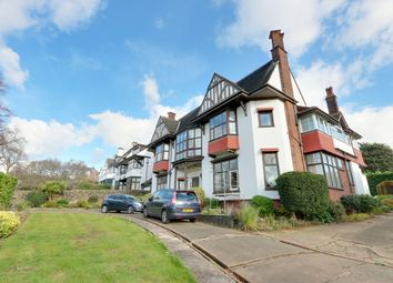 Thumbnail 3 bed flat for sale in Chalkwell Avenue, Westcliff-On-Sea, Essex