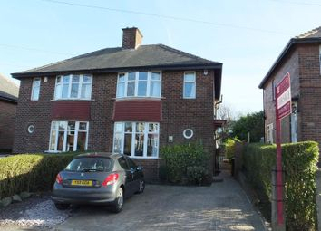 Thumbnail 4 bedroom semi-detached house for sale in Thorpe House Rise, Norton Lees, Sheffield