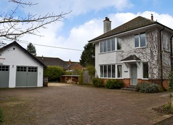 Thumbnail 5 bed detached house for sale in Lymington Road, Milford On Sea, Lymington