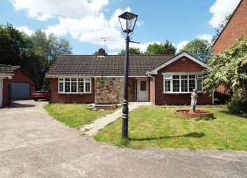 Thumbnail 3 bed bungalow for sale in Brookfield Street, Syston, Leicester, Leicestershire