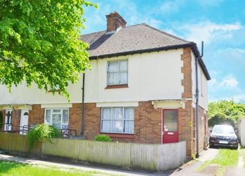 Thumbnail 3 bed end terrace house for sale in St. George's Avenue, Newbury
