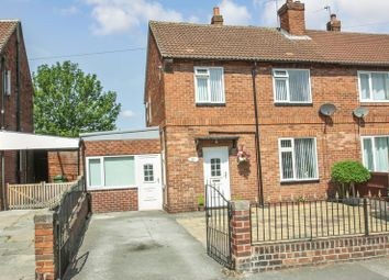 Thumbnail 3 bed semi-detached house for sale in Harewood Avenue, Pontefract