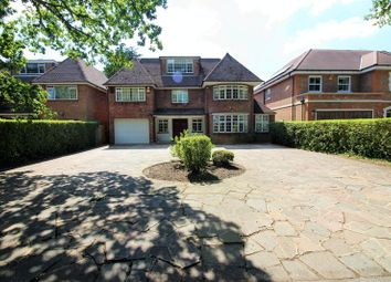 Thumbnail 6 bed detached house to rent in Arkley Lane, Barnet