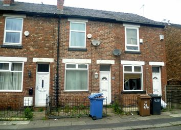 Thumbnail 2 bedroom terraced house to rent in Scotta Road, Eccles, Manchester
