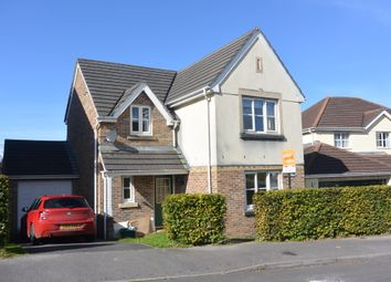 Thumbnail 4 bed detached house to rent in Balmoral Crescent, Okehampton