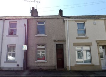2 bed terraced house for sale in Darcy Street, Workington, Cumbria CA14