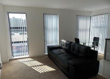 Thumbnail 1 bedroom flat to rent in Caxton House, Caxton Street, Manchester