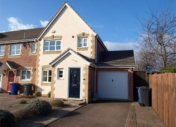 Thumbnail 3 bed end terrace house to rent in Caraway Drive, Branston, Burton-On-Trent, Staffordshire