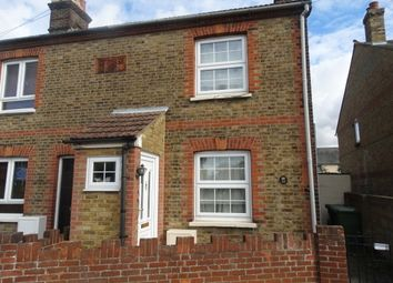 Thumbnail 2 bed end terrace house to rent in Mount Road, Braintree
