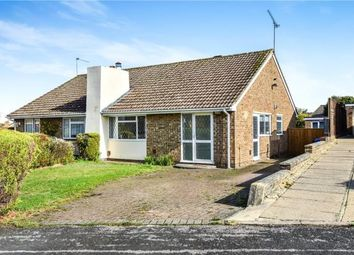 Thumbnail 2 bed semi-detached bungalow for sale in Aylesham Way, Yateley, Hampshire