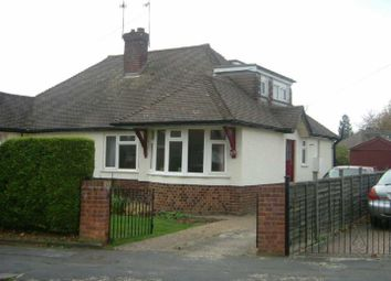 Thumbnail 3 bed detached bungalow to rent in Poplar Avenue, Luton