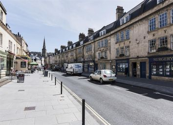Thumbnail 3 bed flat for sale in Widcombe Parade, Bath
