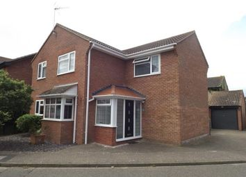 Thumbnail 4 bed detached house for sale in Ottershaw Way, Clacton-On-Sea