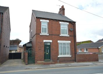 Thumbnail 3 bed detached house for sale in Queen Street, Normanton