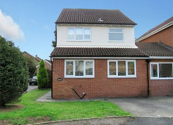 Thumbnail 3 bed semi-detached house to rent in Cherry Down Close, Thornhill, Cardiff