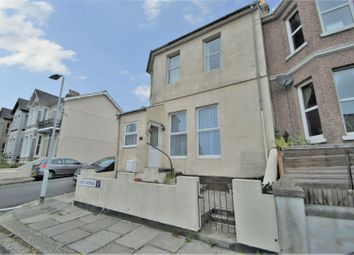 Thumbnail 1 bed flat for sale in Edith Avenue, Plymouth