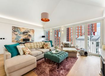 Thumbnail 3 bed flat to rent in 15 Exchange Gardens, London
