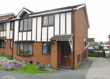 Thumbnail 2 bed flat for sale in 17, Pavilion Court, Llanidloes Road, Newtown, Powys