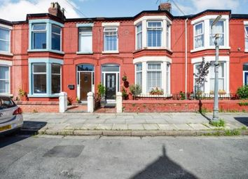 3 bed terraced house for sale in Karslake Road, Mossley Hill, Liverpool, Merseyside L18