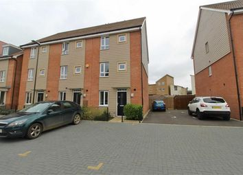 Thumbnail 3 bedroom end terrace house for sale in Mildmay Link, Wolverton, Milton Keynes