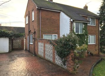 Thumbnail 3 bed detached house for sale in Crescent Drive, Helsby, Frodsham