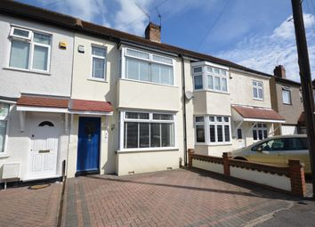 Thumbnail 3 bedroom terraced house for sale in Stafford Avenue, Ardleigh Green, Hornchurch