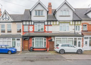 Thumbnail 6 bed terraced house for sale in Doris Road, Sparkhill, Birmingham, West Midlands