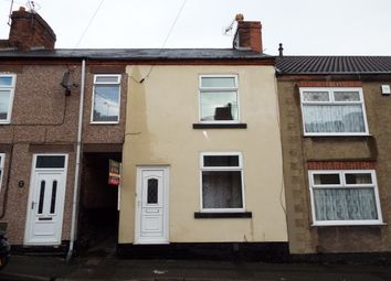 Thumbnail 2 bed terraced house to rent in Queen Street, Pinxton