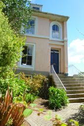 Thumbnail 4 bed end terrace house for sale in Morrab Terrace, Penzance