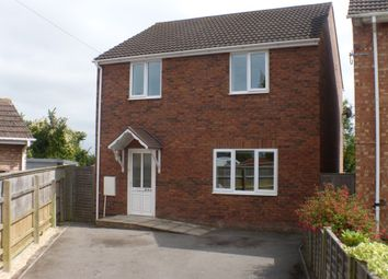 Thumbnail 4 bed detached house for sale in Woodbury Road, Bridgwater