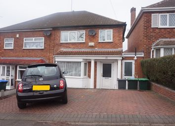 Thumbnail 3 bed semi-detached house for sale in Eastwood Road, Great Barr, Birmingham