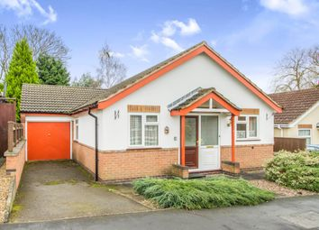 Thumbnail 3 bedroom detached bungalow for sale in Anthony Drive, Thurnby, Leicester