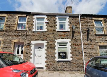 Thumbnail 3 bed terraced house for sale in Blaen Blodau Street, Newbridge, Newport