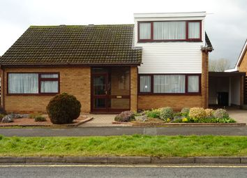 Thumbnail 3 bed detached bungalow to rent in De Montfort Way, Cannon Park, Coventry