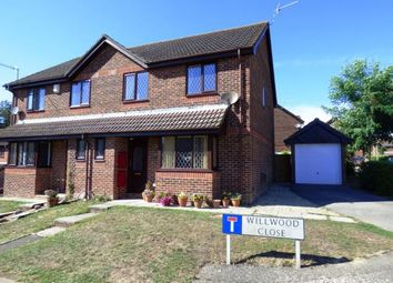 Thumbnail 4 bed semi-detached house for sale in Canford Heath, Poole, Dorset