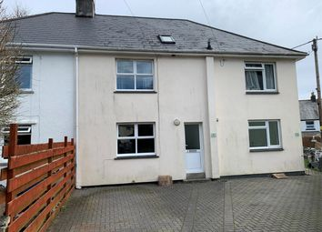 Thumbnail 4 bed terraced house for sale in Grosvenor Place, St Austell, Cornwall