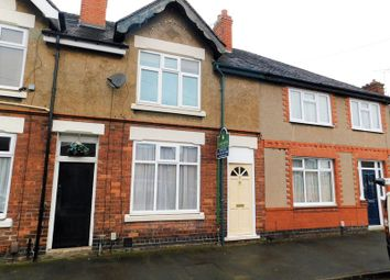 Thumbnail 2 bed terraced house for sale in The Crescent, Doxey, Stafford.